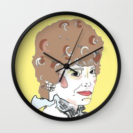 Blanche Wall Clock