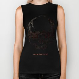 detached HEAD Biker Tank