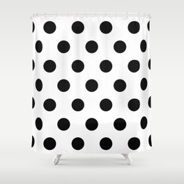 Polka Shower Curtain