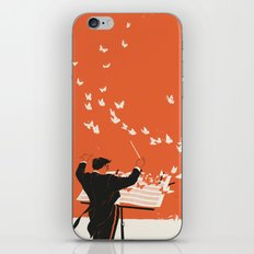 Managing Change iPhone & iPod Skin