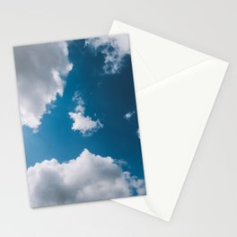 turtle cloud Stationery Cards