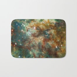 Part of the Tarantula Nebula Bath Mat
