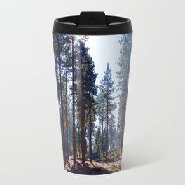 Big Bear Pines Travel Mug