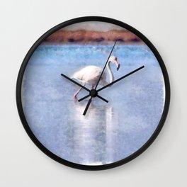 Grace Has More Effect Than Beauty Wall Clock