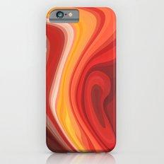 Phoenix rising iPhone 6s Slim Case