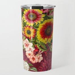 Summer Botanical Garden XV Travel Mug