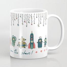 cosmic road trip Coffee Mug