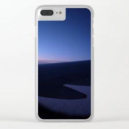 Cloud Seven Clear iPhone Case