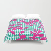 dot Duvet Covers featuring Dot by Closed For Winter