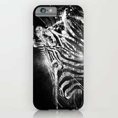 Zebra Mood - White Slim Case iPhone 6s