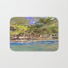 Spirit Forest Bath Mat