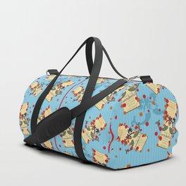 Happy Darling Mermaids Duffle Bag