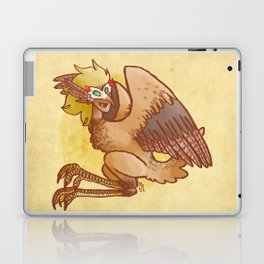 Masked Harpy  Laptop & iPad Skin