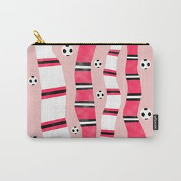 United scarves in watercolor Carry-All Pouch