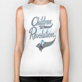 Children Of The Revolution  Biker Tank