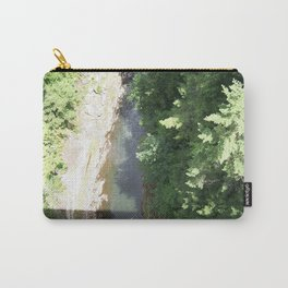 Long Way Down Carry-All Pouch