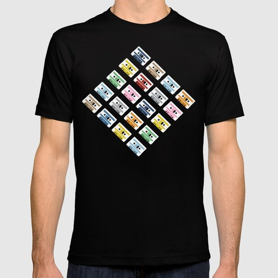 Rainbow Tapes 45 T-shirt