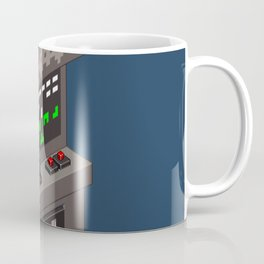 SpaceInvaders arcade cabinet Coffee Mug