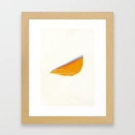 FLOATING PIERS Framed Art Print