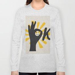 OK Long Sleeve T-shirt