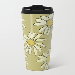 All About Daisies Travel Mug
