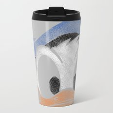 MICKEY MOUSE: PAPERINO DONALD DUCK Metal Travel Mug