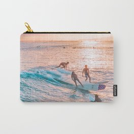 SUNSETS IN PARADISE Carry-All Pouch
