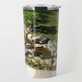 Riven in Japanese Garden Travel Mug