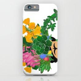 Keep Blooming Friducha iPhone Case