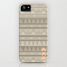 There is no desert iPhone Case