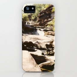 Ubon Ratchathani TH - Waterfalls I iPhone Case