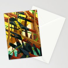 The Panther's Claws Stationery Cards