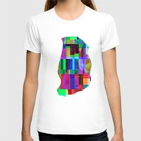 glitch T-shirts featuring GLITCH by C O R N E L L