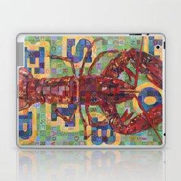 Lobster No. 2 (Nephropidae) Laptop & iPad Skin