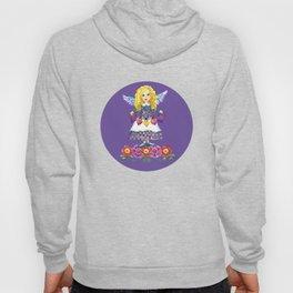 Angel Love (Purple) Hoody