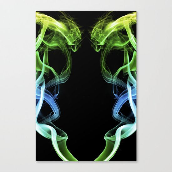 Smoke Photography #34 Canvas Print