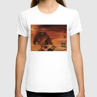 rat T-shirts featuring Rat by Brandon Heffron
