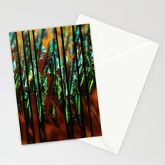 Peacock Mosaic Stationery Cards