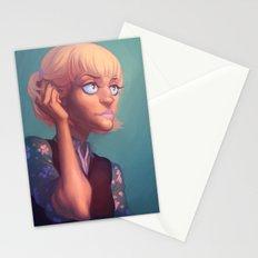 Armin headcanon Stationery Cards