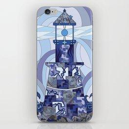 Grafidoodle Lighthouse iPhone Skin