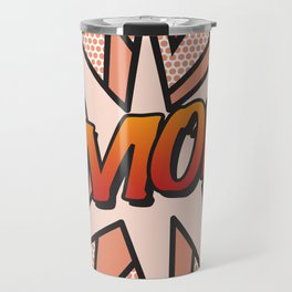 Comic Book AMOR! Travel Mug