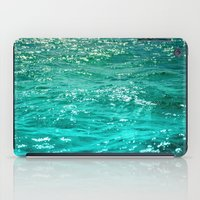 dave grohl iPad Cases featuring SIMPLY SEA by Catspaws