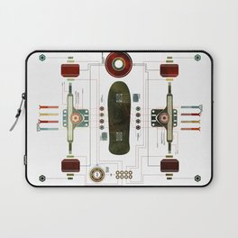 The Anatomy of a Skateboard Laptop Sleeve