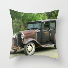 Ford A Throw Pillow