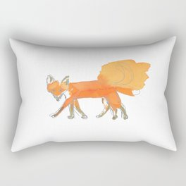 Mitarbeiter des Tages Rectangular Pillow