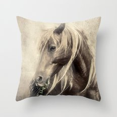 MINT JULEP - OLD FRIENDS COLLECTION Throw Pillow