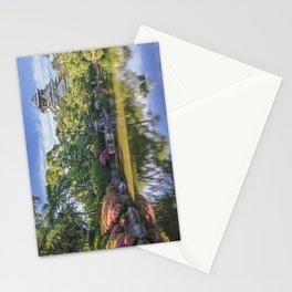 Osaka Castle Reflection Stationery Cards