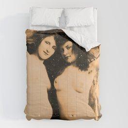 Deuces Wild Comforters