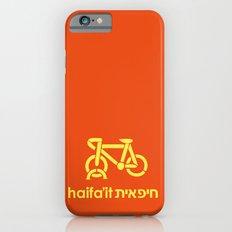 Haifa Culture - Haifa'it (חיפאית) iPhone 6s Slim Case