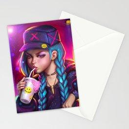 Jinx 1 Stationery Cards